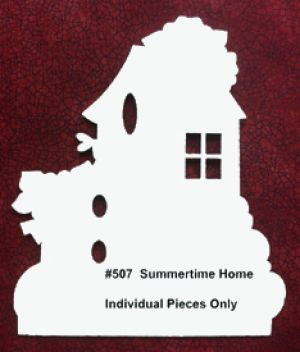 #507 Summertime Home (WOOD)