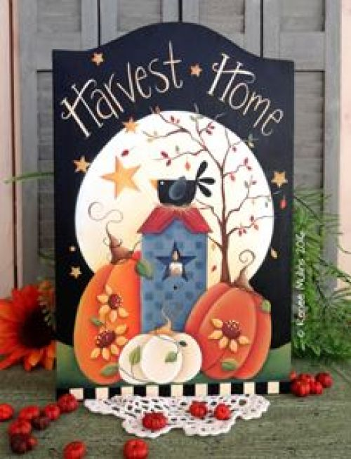 #692  Harvest Home (PATTERN)