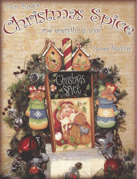Christmas Spice...and everything nice! (BOOK)