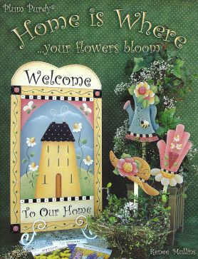 Home is Where... your flowers bloom