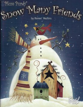 """Snow Many Friends""  (BOOK)"