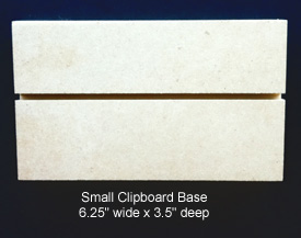 Small Clipboard Base
