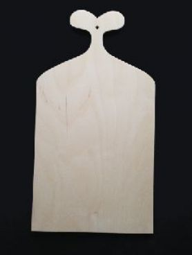 Fish Tail Board (WOOD)
