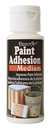 DecoArt Paint Adhesion Medium